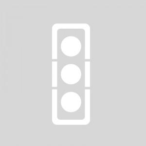 Plantilla pintar semáforo carril bici (
