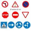 pack señales educación vial