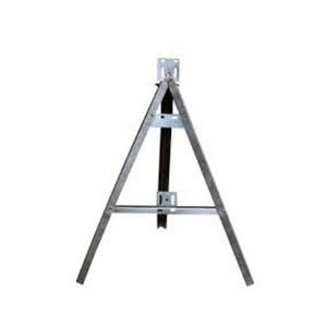 Trípode para señalización e Indicación 70 x 120 cm