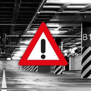 Señal de circulación P50 Otros Peligros parking