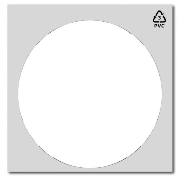 Plantilla pintar circunferencia para fondo de pictogramas