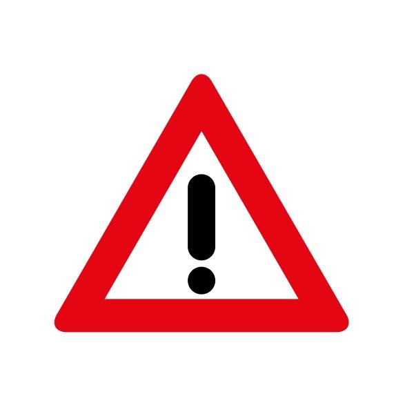 se u00f1al de circulaci u00f3n otros peligros se u00f1alizaci u00f3n y seguridad road clipart lineart road clipart 2018