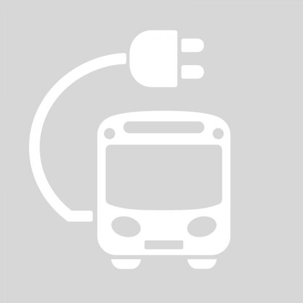 Plantilla señalizar punto de recarga bus eléctrico