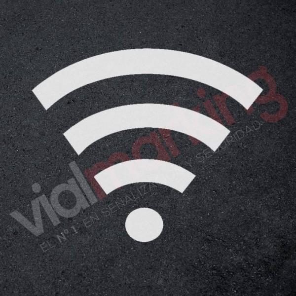 Plantilla para pintar y marca acceso a internet Polipropileno, pvc ...