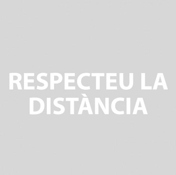 RESPECTEU LA DISTÀNCIA