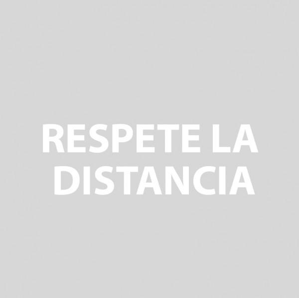 RESPETE LA DISTANCIA