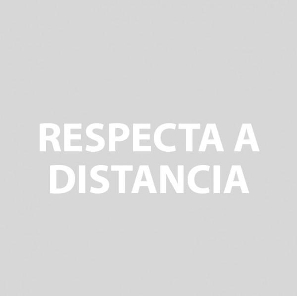 RESPECTA A DISTANCIA