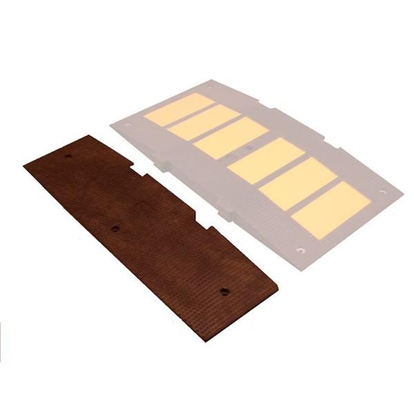 Pieza terminal reductor velocidad 3 y 5 cm