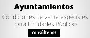 Ayuntamientos y Administraciones