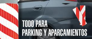 Protecciones Ayuntamientos y Parking