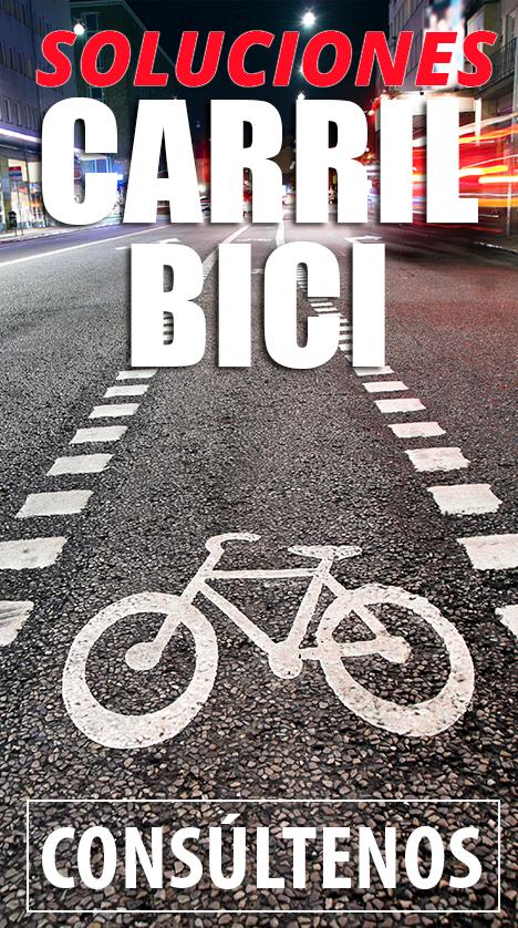 Soluciones para carriles bici