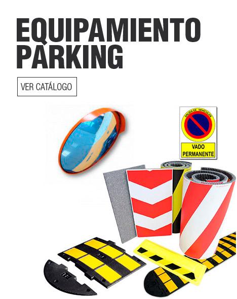 Equipamiento Parkings y aparcamientos